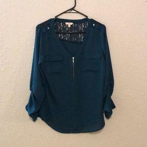 Candie's juniors blouse